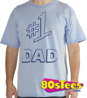 Buy Number 1 Dad Shirt