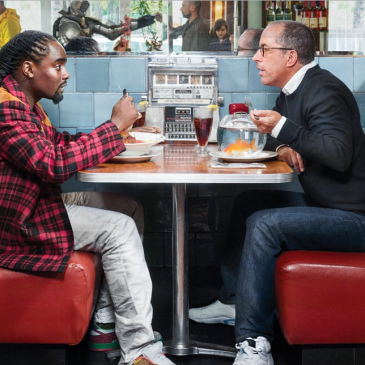 Worlds Collide – Jerry Seinfeld & Wale