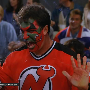 David Puddy – Feels Like An Arby's Night