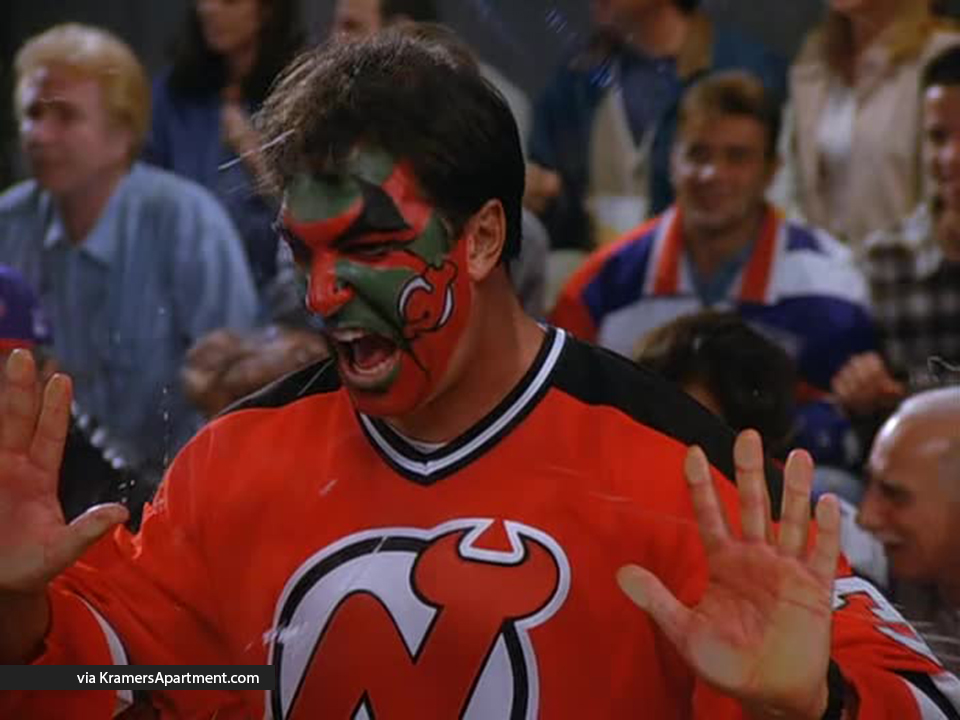 David Puddy - Feels Like An Arby's Night