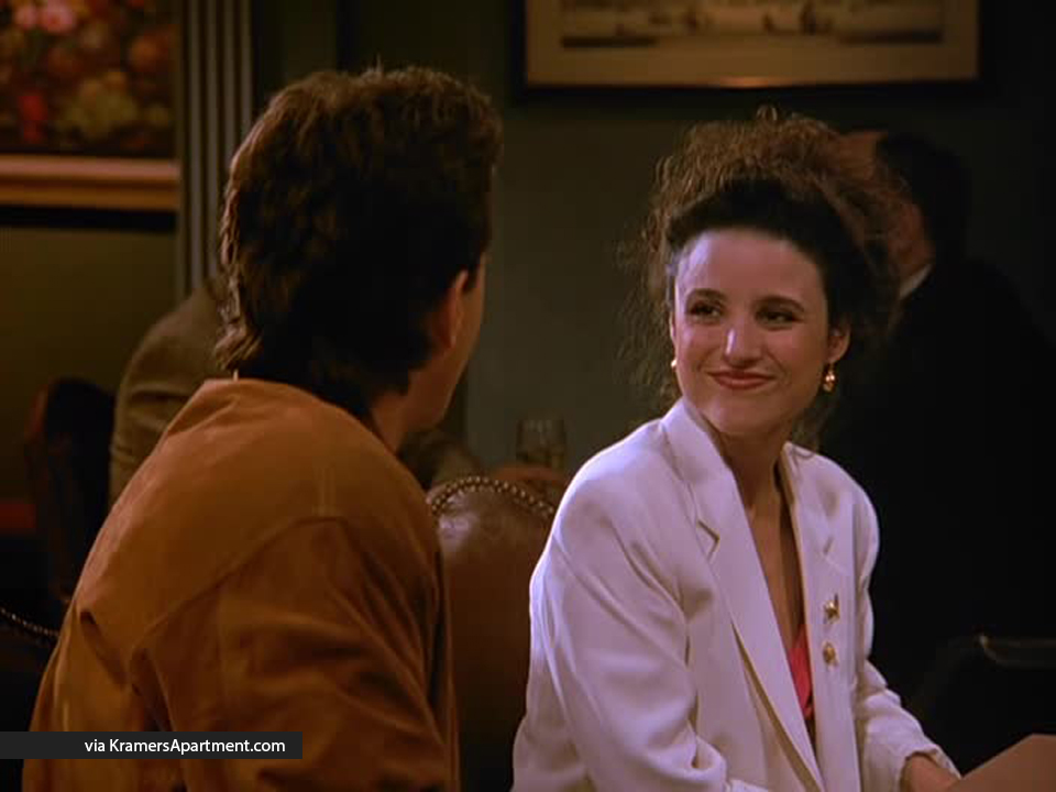 Seinfeld elaine and jerry dating 10