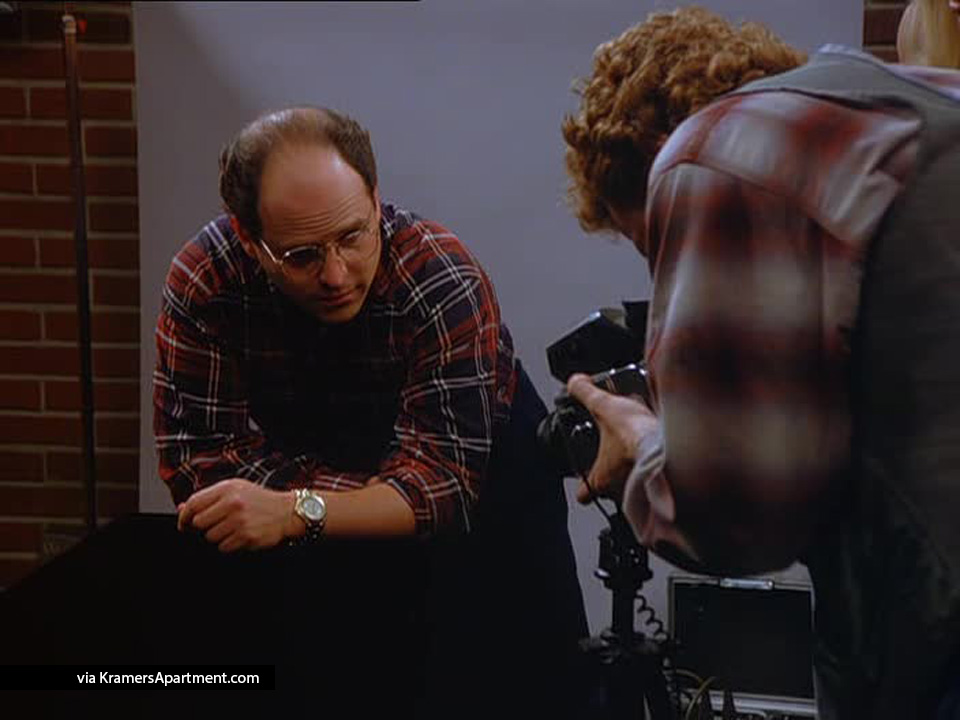 All 14 Of George Costanzas Jobs On Seinfeld Kramers Apartment