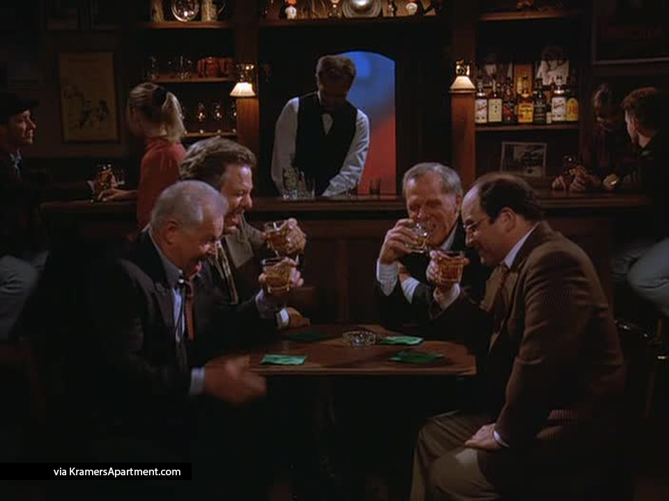 Seinfeld Drug References - Let's Go to Mars Dude