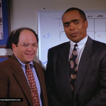 Mr. Morgan – Well You Screwed Me Again, Costanza