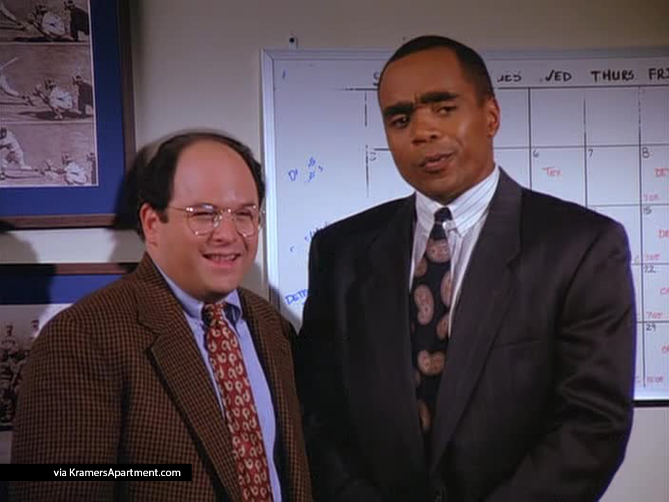 Mr. Morgan - Well You Screwed Me Again, Costanza