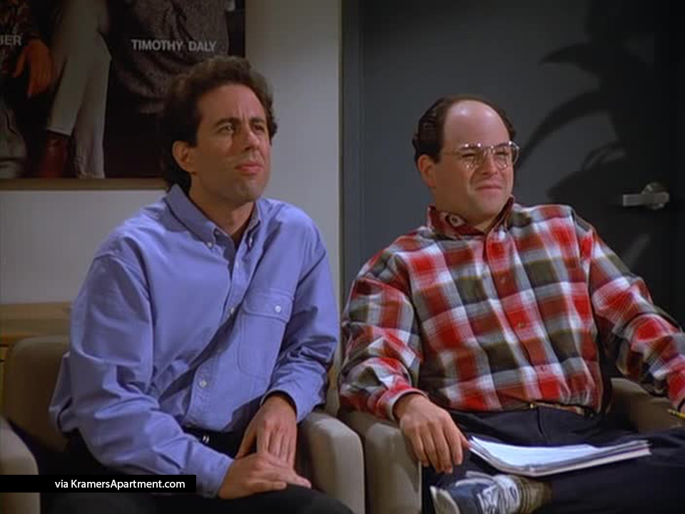 All 14 Of George Costanza S Jobs On Seinfeld Kramer S Apartment