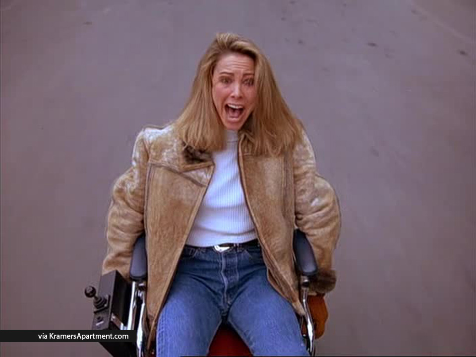 lola-the-handicap-spot-seinfeld