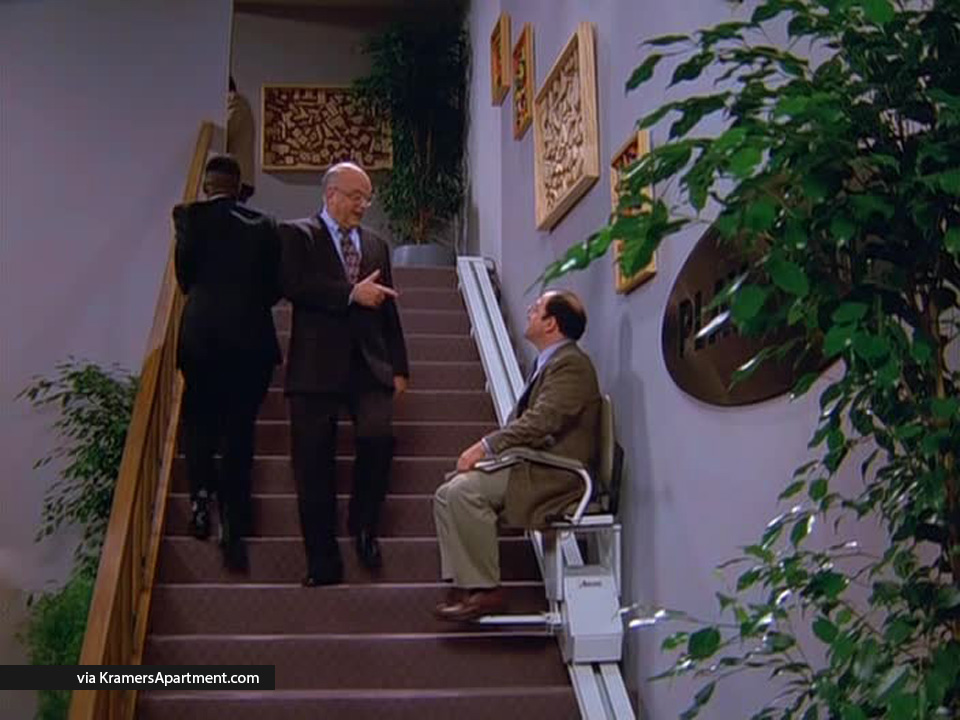 All 14 Of George Costanza S Jobs On Seinfeld Kramer S