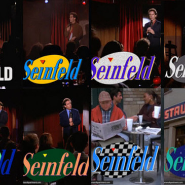 The Seinfeld Font With Instructions