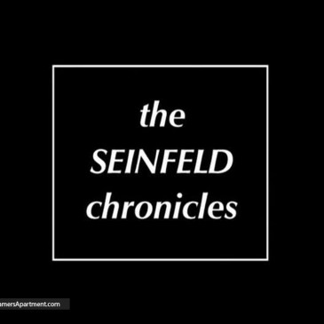 Every Seinfeld Logo Ever – OMG!