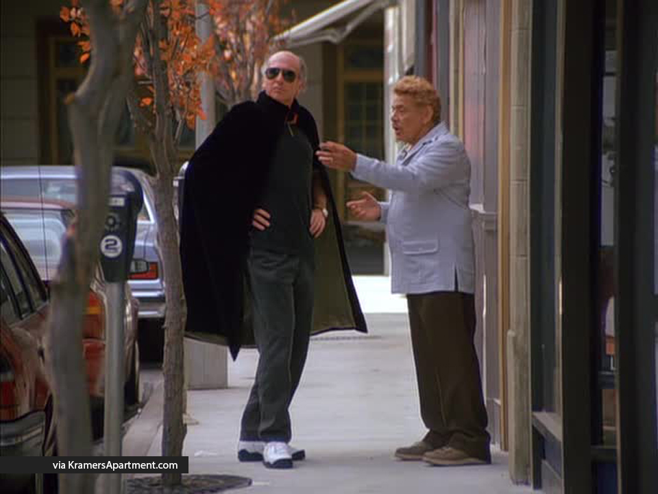 All of Larry David's Appearances on Seinfeld