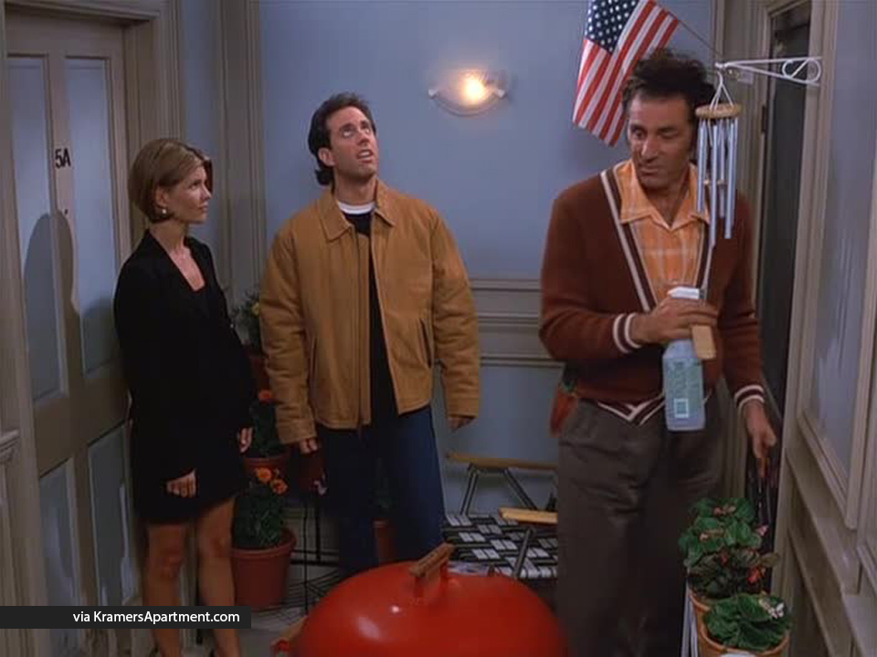 the-serenity-now-2e  sc 1 st  Kramers Apartment & Which character appears the most in Krameru0027s apartment? pezcame.com